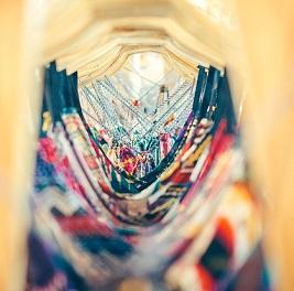 trendiga kjolar